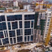 Як проходить будівництво ЖК Main House в лютому. ФОТО
