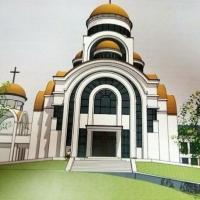 Міська рада виділила частину скверу під будівництво церкви