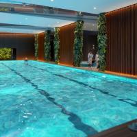 Franko River Club: елітні апартаменти з власним СПА-центром