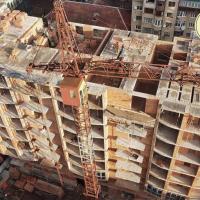 Хід будівництва об'єктів Галицького двору. ФОТО