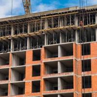 Стан будівництва житлового комплексу Comfort Park у березні. ФОТО