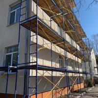 Утеплення фасаду, нові системи опалення та вентиляції: в Івано-Франківську модернізують ще один дитячий садок