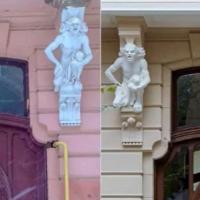 """""""Будинок з химерами"""" оновився: як в Івано-Франківську реставрують старовинні двері"""