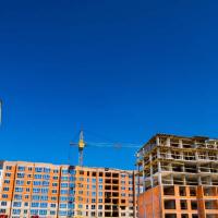 Стан будівництва ЖК Паркова Алея на 8 квітня. ФОТО