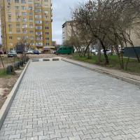В Івано-Франківську відремонтують двір по вулиці Вовчинецькій