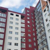 """Квітневий звіт про перебіг будівництва житлового району """"Княгинин"""". ФОТО"""