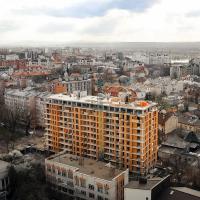 """Хід будівництва житлового комплексу """"Авторський"""" на 29 квітня. ВІДЕО"""
