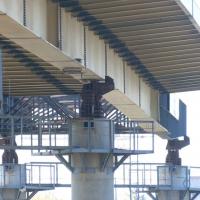 Міський голова Франківська розповів, коли відновиться будівництво моста на Пасічну