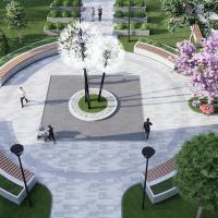 Креативні світильники-кульбабки встановили у містечку «Липки». ФОТО