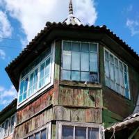 В Карпатах занепадає будинок, де колись жила письменниця Ірина Вільде
