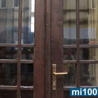 У Франківську відреставрували 100-річні двері. ФОТО/ВІДЕО
