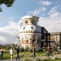 Будівництво культурно–мистецького центру «Дзбан» коштуватиме більше 20 мільйонів гривень