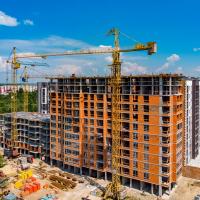 """Стан будівництва житлового масиву """"Паркова Алея"""" в червні 2021. ФОТО"""