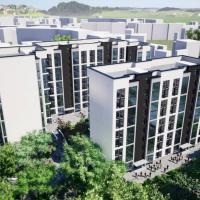 """Вигідна ціна на просторі квартири у житловому комплексі """"Затишний"""""""