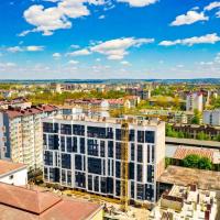 Класні квартири в діловому центрі Івано-Франківська