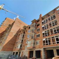 """Хід будівництва житлового комплексу """"Містечко Центральне"""" у липні 2021"""