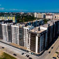 """Хід будівництва ЖК """"Паркова Алея"""" на 28 липня. ФОТО/ВІДЕО"""