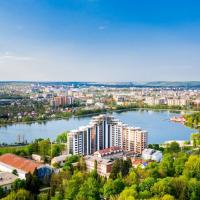 Елітний комплекс PARUS: відеозвіт за липень 2021