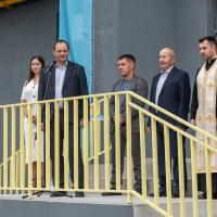 """Відбулось відкриття початкової школи в житловому районі """"Княгинин"""". ФОТО"""