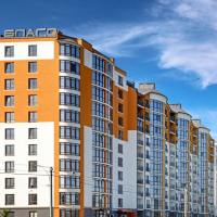 Стан будівництва житлового комплексу Паркова Алея у вересні. ФОТО