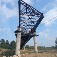 Новий міст на Пасічну обіцяють добудувати до кінця 2022 року