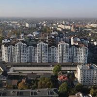 Як виглядає Містечко Центральне з висоти пташиного польоту. ФОТО