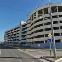 У Франківську планують збудувати багаторівневий паркінг біля залізничного моста
