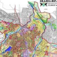 У Франківську разом з генпланом діє 25 детальних планів територій