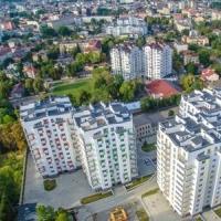 Будівництво ІІІ черги житлового комплексу в районі парку ім. Шевченка - хід будівництва