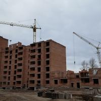 """Стан будівництва житлового комплексу """"Паркова алея"""" — 28.10.2016"""