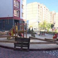 Хід будівництва ЖК по вул. Хоткевича станом на жовтень