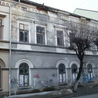 Знайомимось з історичними будівлями Івано-Франківська. Будинок повітового староства