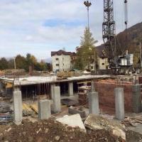 Фото-звіт з будівництва ЖК в м.Яремче по вул. Свободи