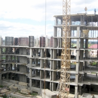 Хід будівництва 2-ої черги станом на вересень 2017р.