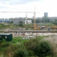 Хід будівництва 3-ої черги станом на вересень 2017р.