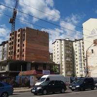 Хід будівництва, травень 2018 року