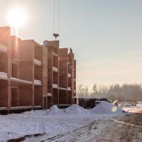 Хід будівництва, січень 2018