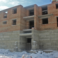 Хід будівництва січень 2017