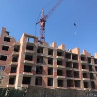 Хід будівництва, травень 2018