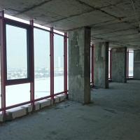 хід будівництва станом на лютий 2018
