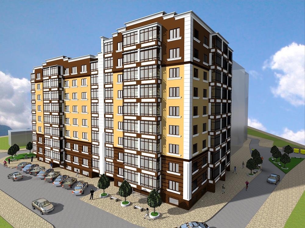 Обирай свій майбутній дім у житловому комплексі «Княгинин Парк»