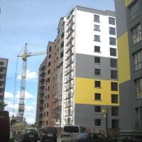 хід будівництва, 2-а черга, вересень 2017