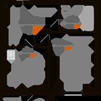МАРГАРИТКА загальна площа - 42,69м2