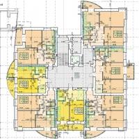 Планування квартир у будинку №42 (3-тя черга)