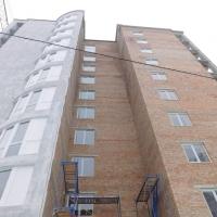 Хід будівництва будинку №43, лютий 2018