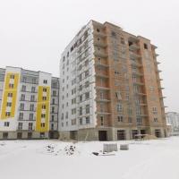 Хід будівництва будинку №87, станом на лютий 2018