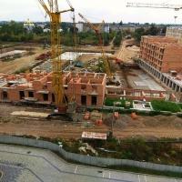 Будівництва ІV черги, вересень 2018