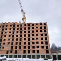 Хід будівництва IV черги в січні 2019
