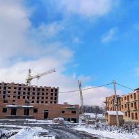 Будівництво IV черги, листопад 2018