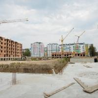 Хід будівництва IV черги, вересень 2018